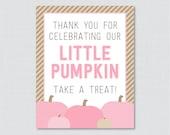 Pink Little Pumpkin Baby ...