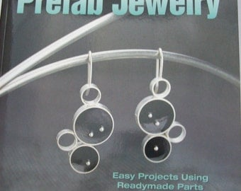 jewelry book making book jewellery book Prefab Jewelry (Lark Jewelry & Beading)