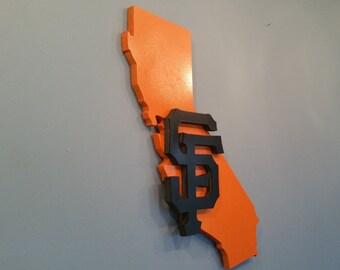 3D San Francisco Giants Sign / Plaque