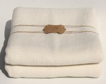100% Organic Cotton Sherpa Blanket