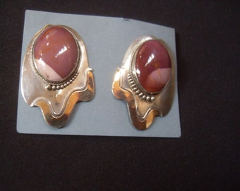 Sterling Silver   Earrings Artist made