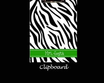 Zebra Clipboard