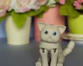 Porcelain BJD cat Artemis Sailor Moon