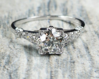 Modern rings for newlyweds Edwardian engagement rings canada