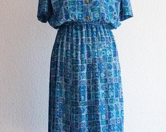 Vintage Dress // 80s