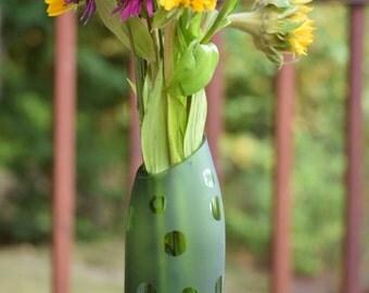 Wine Bottle Vase