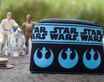 Star Wars Pencil Case or Coin Purse