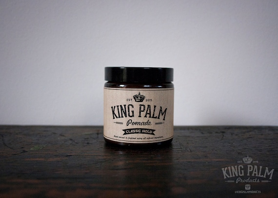 Vegan father's day gifts: Vegan Hair Pomade