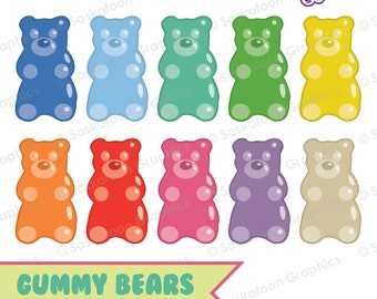 Clip Art Gummy Bear Clipart gummy bear art etsy clipart instant download file digital graphics cute crafts web parties commercial personal use y002