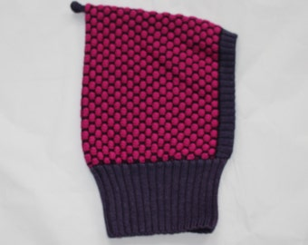 Knit Beanie of Bess for children