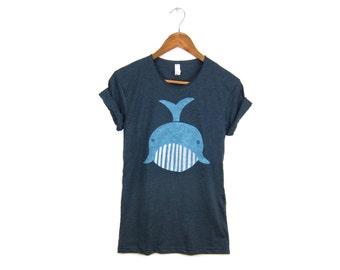 Geo Whale T-shirt