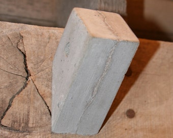 Set of 6 Concrete Wall Hooks