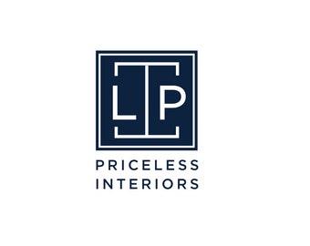 Interior Design Logo - Custom Business Logo - Monogram Logo - Custom Business Branding - studio160design