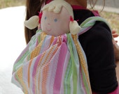drawstring backpack, toy bag, toddler gift, travel toy bag, small drawstring bag, kids travel bag, toddler toy bag by greenbugmarketplace
