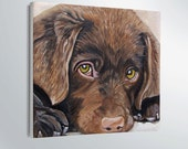 Custom Portrait Personalized pet art Memorial art Dog portrait Nursery art Custom dog order Cat portrait Dog painting Custom pet portrait