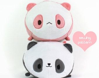 Cute anime plushie patterns