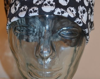 The Perfect Skull Bandana 100% cotton Shipping Free! Fits all Sizes