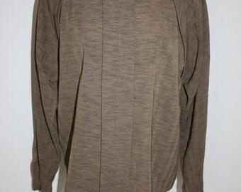 1970s Oscar de la Renta blouse