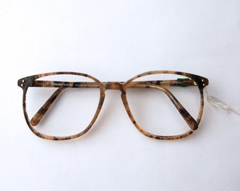 Vintage Tauschek frames / 90s glasses /  - NOS Dead Stock - Retro /Hipster/Nerd