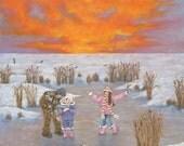 North Dakota Art Daddy&#3...
