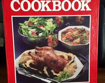 Vintage 4th Edition Betty Crocker Cook Book