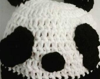Baby Panda Coverup set