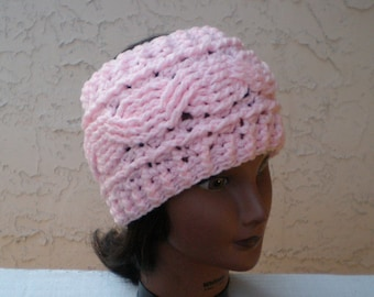 Cable Stitch Headband