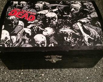 Living Dead Jewellery Box