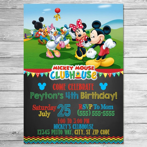 Editable Minnie Mouse Invitations were Amazing Sample To Create Great Invitation Layout