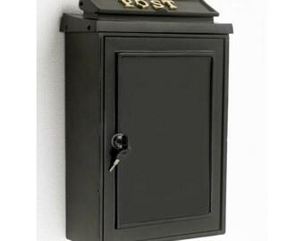 Simplistic Design post box