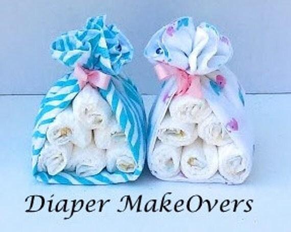 Items similar to Newborn Gift Ideas - Diaper Creations - Stork ...