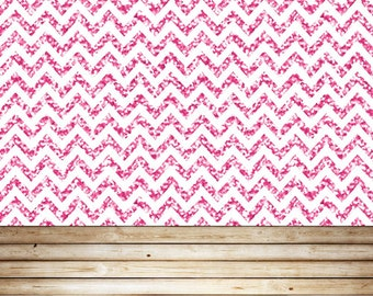 Chevron Backdrop Vinyl Photography Backdrops Chevron Pattern Newborns kids Photo Backgrounds D-8041