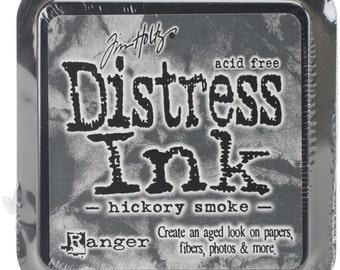 Hickory Smoke Distress Ink