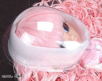 Blythe Size Face Guard / Face Cover / Set of 4 pieces
