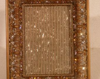 Swarovski Crystal Embellished  Frame