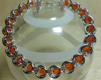 Captive Crystal Bracelet