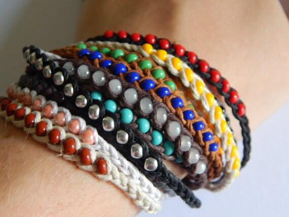 braided gimp bracelets - photo #13