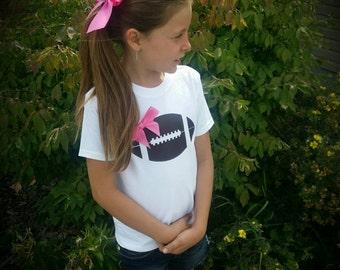 Football Shirt and Hair Clip