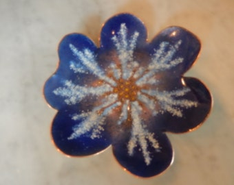 ENAMEL and COPPER DISH
