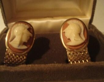 Vintage swank cufflinks
