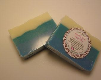 South Beach Handmade Cold Process Soap