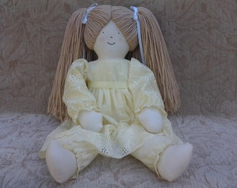 Traditional Rag Doll!