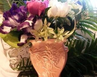 Pink McCoy Vase
