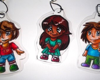Chibi Charms series