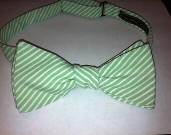 The Emerald Isle Bow Tie
