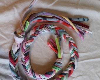 Handmade Tiedye Fishtail Headband/Belt