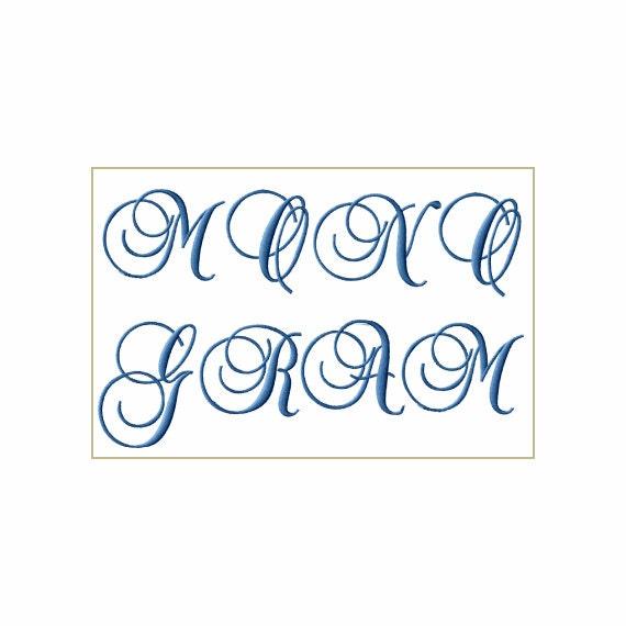jewelry monogram machine