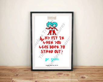 Kids (N) - Why Fit In When You Were Born To Stand Out
