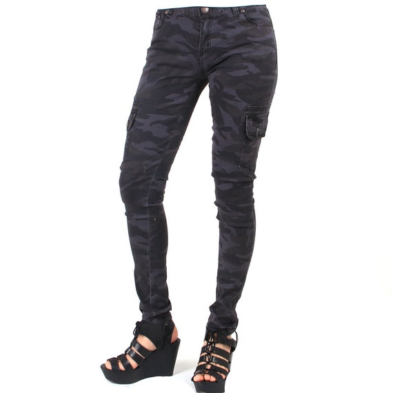 Cool Love This Red Cargo Pocket Harem Pants  Women By Coline USA On
