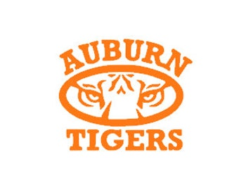 Auburn Tigers Pride Vinyl Decal